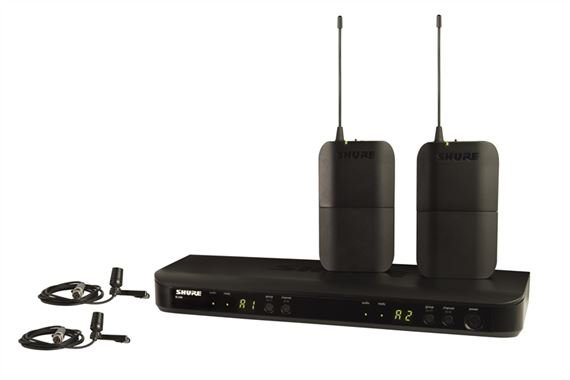 Shure BLX188CVL Dual Lavalier Wireless System