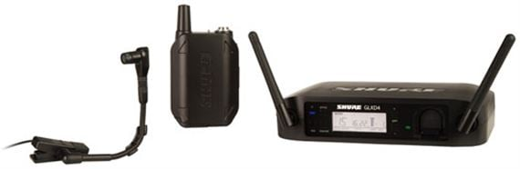 Shure GLX-D14B98 Digital Instrument Wireless System with Beta 98HC