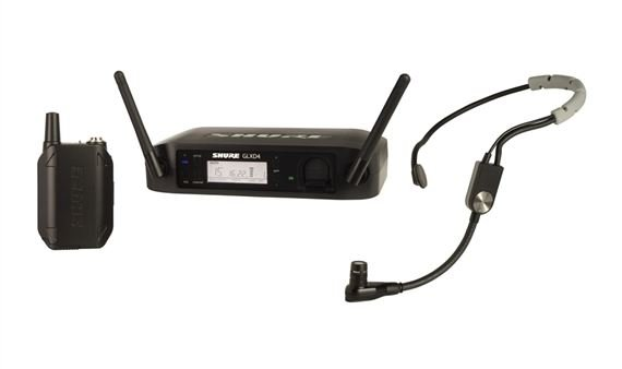 Shure GLXD14/SM35 Headset Wireless System