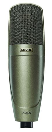 Shure KSM42/SG Vocal Condenser Microphone