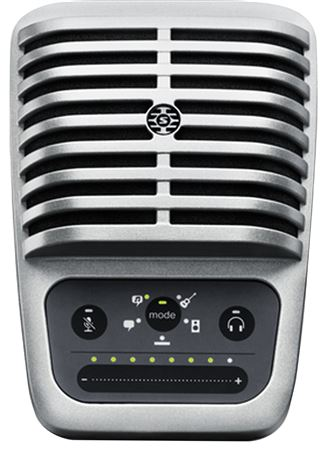 Shure MV51 USB and iOS Digital Large Diaphragm Condenser Microphone