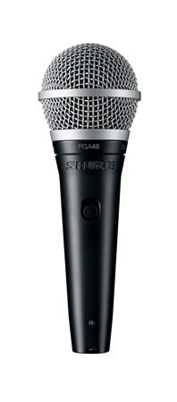 Shure PGA48 Alta Series Vocal Microphone with Cable
