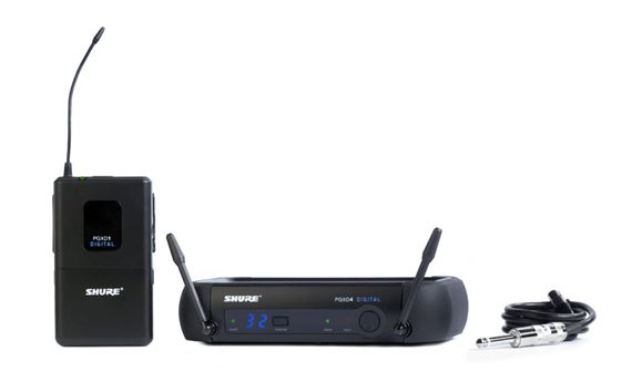 Shure PGX Digital Guitar Wireless System