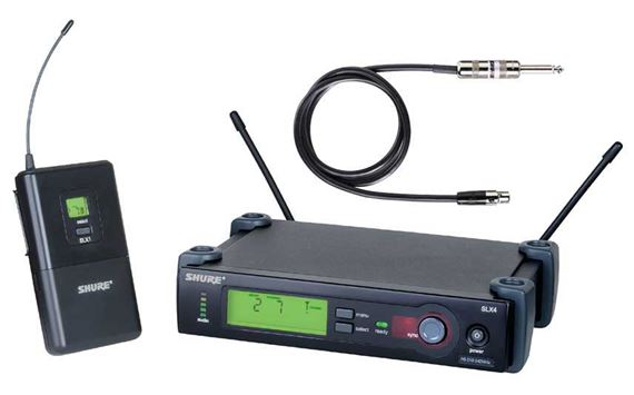Shure SLX UHF Guitar Wireless System