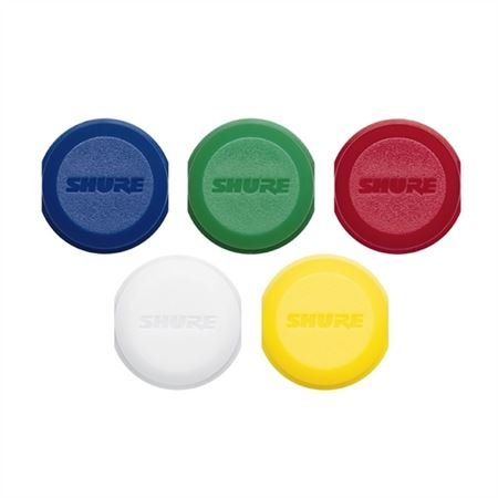 Shure WA621 Color ID Caps for BLX2 Transmitters