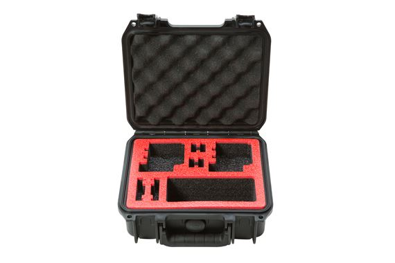 SKB iSeries 3i09074GP2 Waterproof GoPro Double Case