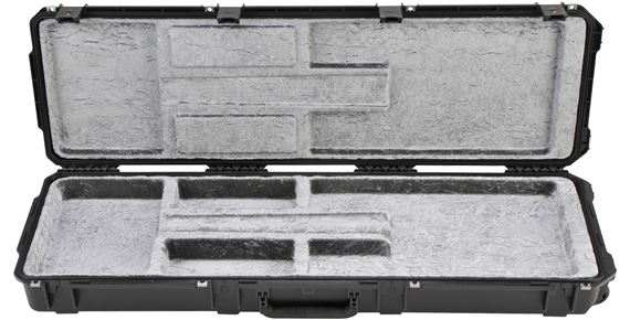 SKB 3I5014OP Electric Bass Guitar Case with Wheels