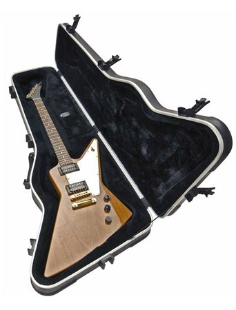 SKB 63 Explorer and Firebird Style Electric Guitar Case