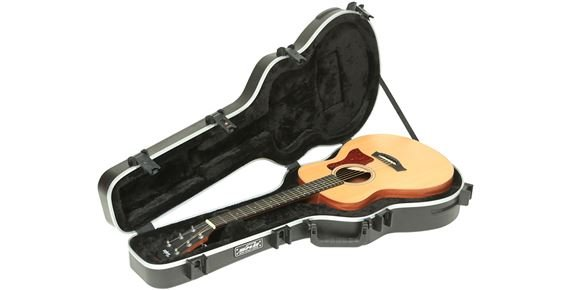SKB Hardshell Case for Taylor GS Mini Acoustic Guitar
