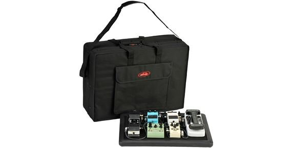 SKB PS-8PRO Powered Pedalboard with Bag