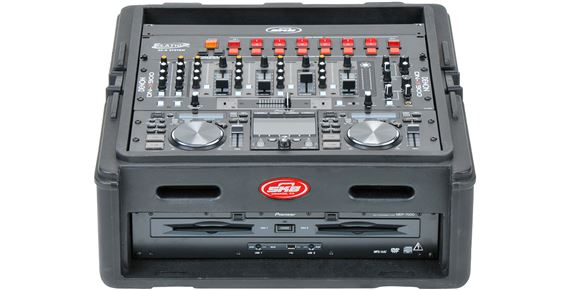 SKB R102 Audio and DJ Roto Rack