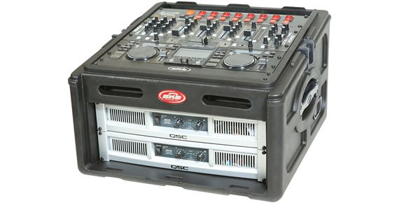 SKB R104 Audio and DJ Rack Case