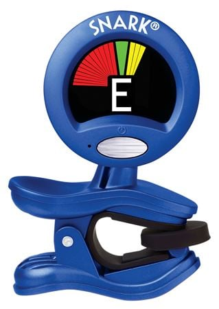 Snark SN1X Clip-On Chromatic Guitar and Bass Tuner with Metronome
