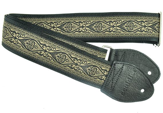 "Souldier 2"" Seatbelt Guitar Strap Ellington"