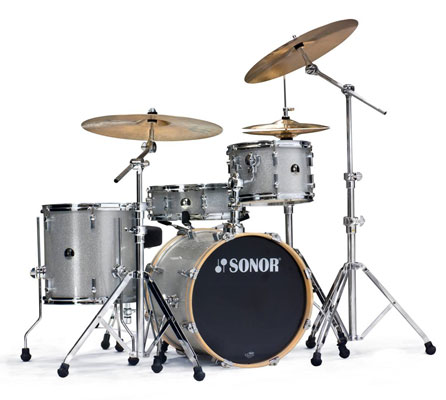 Sonor Bop SSEBOP 4 Piece Shell Kit Drum Set