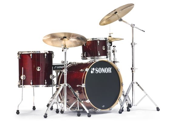 Sonor Session Maple 3-Piece Shell Pack 12/16/22