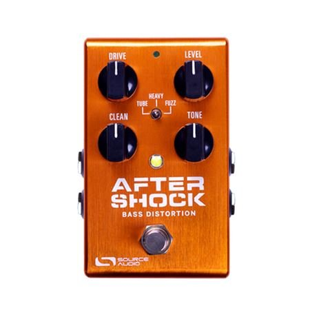Source Audio One Series SA246 Aftershock Bass Distortion Pedal