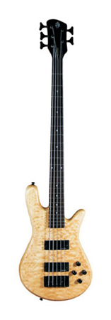 Spector Legend 5 Classic 5-String Electric Bass Guitar