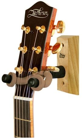 String Swing CC01-O Oak Guitar Hanger