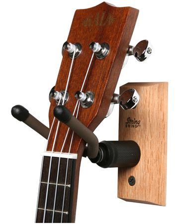 String Swing CC01UK Ukulele and Mandolin Hanger
