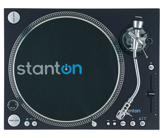 Stanton ST150HP Direct Drive DJ Turntable