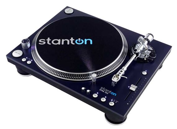 Stanton STR8150HP Direct Drive DJ Turntable