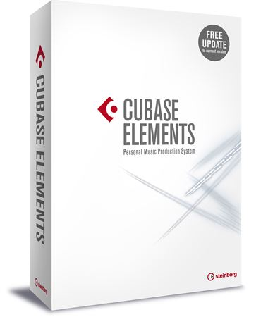 Steinberg Cubase Elements 9 Music Production Software