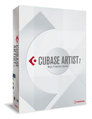 Steinberg Cubase Artist 7 Music Production Software