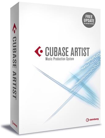Steinberg Cubase Artist 9 Music Production Software