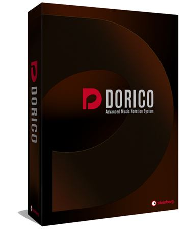 Steinberg Dorico Scoring Software