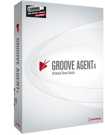 Steinberg Groove Agent 4 Drum Software Intstrument Plug in