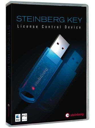 Steinberg Hardware License Key