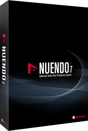 Steinberg Nuendo 7 Production Software Workstation