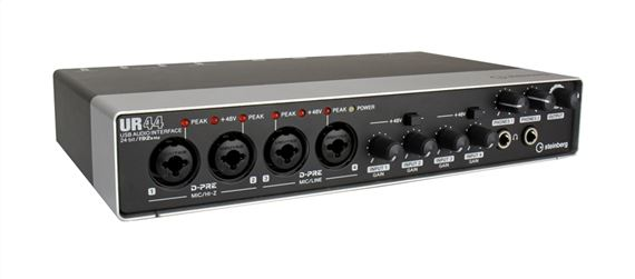 Steinberg UR44 USB Audio Interface
