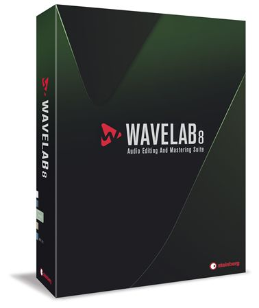 Steinberg WaveLab 8 Mastering Software