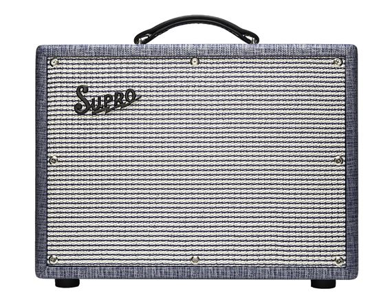 Supro TremoVerb Guitar Amplifier Combo 1x10 25 Watts