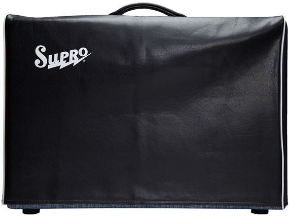 Supro Amp Cover 1x12 or 2x10 Black