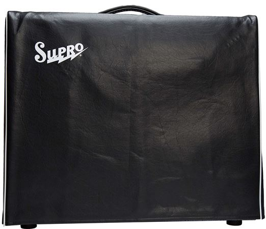 Supro Amp Cover 1x15 Black