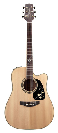 Takamine 50th Anniversary Edition G Series Acoustic Electric