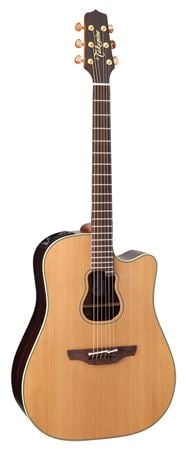 Takamine Garth Brooks GB7C Acoustic Electric Guitar with Case Natural