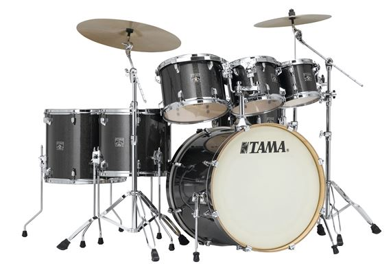 Tama Superstar Classic 7 Piece Shell Kit Drum Set