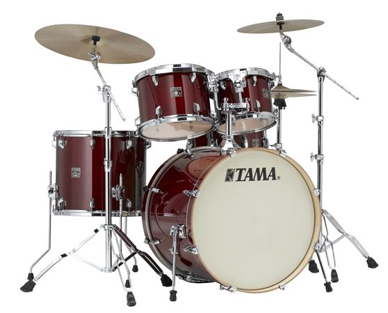 Tama Superstar Classic 5 Piece Shell Kit Drum Set