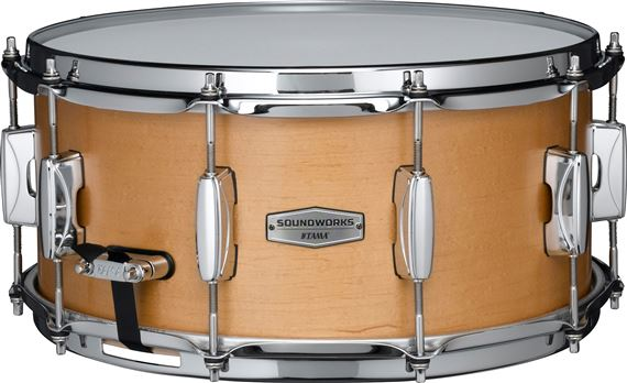Tama Soundworks DMP1465 6.5x14 Natural Maple Snare Drum