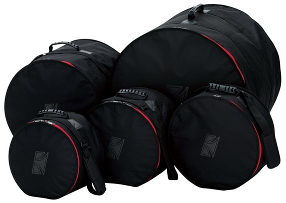 Tama Power Pad 5 Piece Drum Bags 8x10/9x12/16x16/18x22