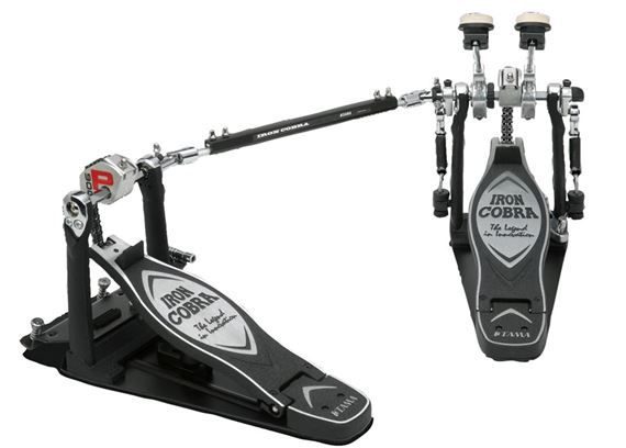Tama HP900PSWN Iron Cobra Double Bass Drum Pedal with Case