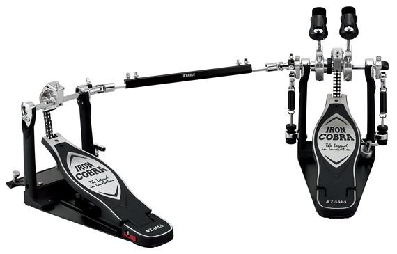 Tama HP900PWN Iron Cobra Power Glide Double Bass Pedal With Case