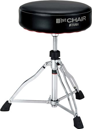 Tama HT430B 1St Chair Round Rider Spin Up Base Drum Throne