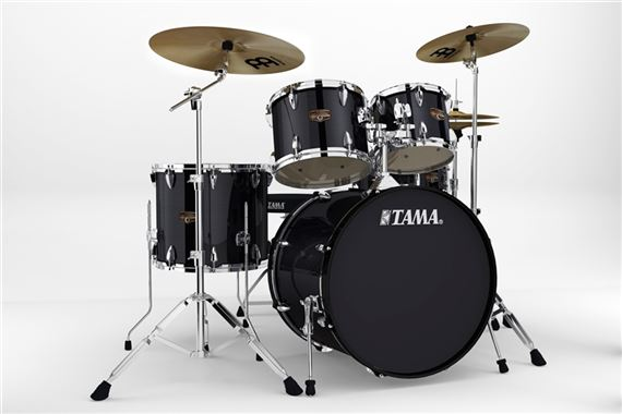 Tama Imperialstar 5 Piece Ready to Rock Drum Kit with Meinl Cymbals