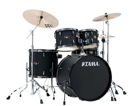 Tama Imperialstar 5-Piece Accel Driver Meinl Black Nickel Hardware