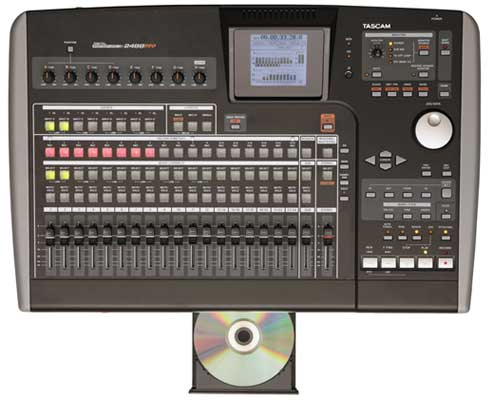 Tascam 2488neo Multitrack Digital Recorder